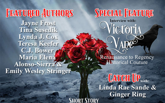 FEATURED IN UNCAGED BOOK REVIEWS MAGAZINE