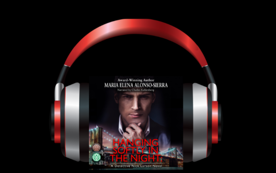 IT'S FINALLY HERE! AUDIOBOOK FOR HANGING SOFTLY IN THE NIGHT.